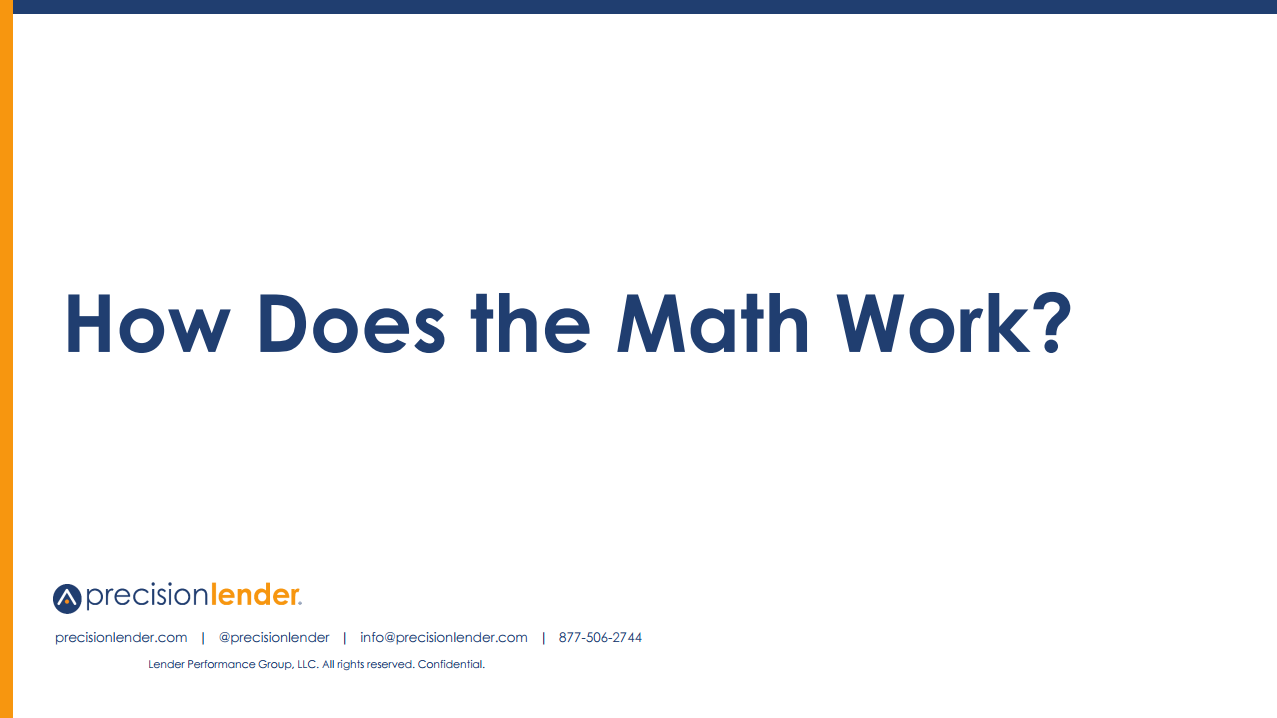 How does the math work? – Support Center